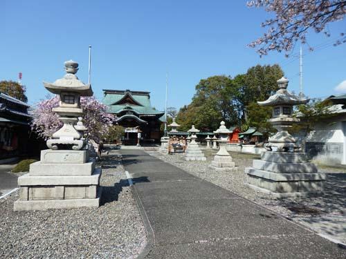 彦根 千代神社