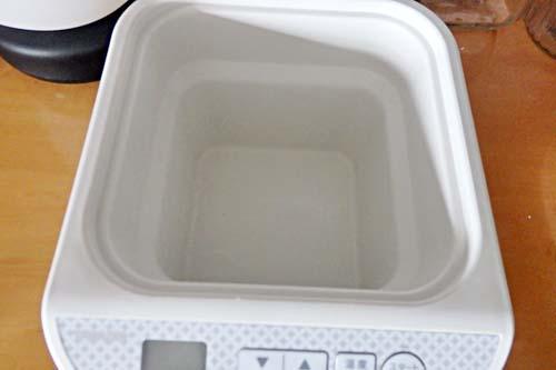 山善 発酵美人 容器 代用