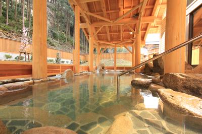 【関西の秘湯】源泉かけ流しのこだわり温泉と世界遺産・幻の温泉はここだけ
