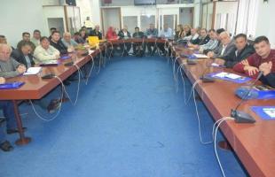 Средба на Градоначалникот со претседатели на месни заедници