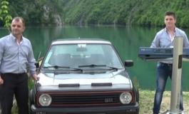"""Босанска група """"САТЕЛИТИ"""" има песму за """"Голф двојку"""" (видео)"""