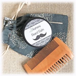 Beard Balm & Comb Set