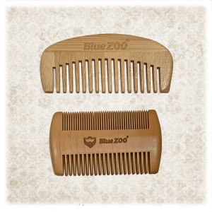 Bamboo and wooden combs