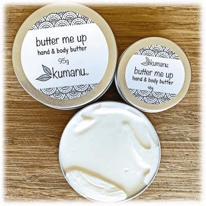 Butter me up body butter