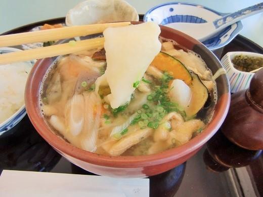 だご汁熊本県郷土料理阿蘇12