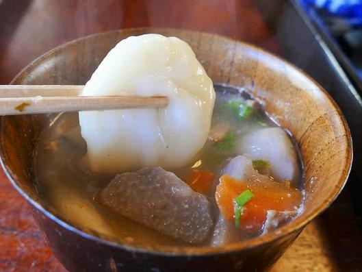 だご汁熊本県郷土料理阿蘇13