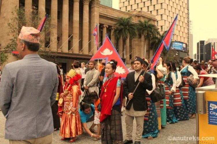 Nepal Festival in Australia 2016
