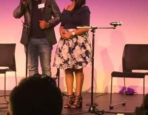 Dhurmus and Suntali show in Brisbane