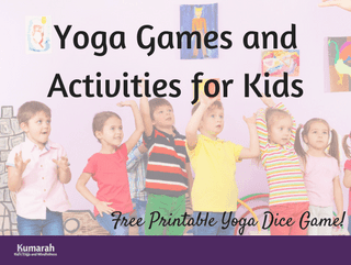 5 Active Kid's Yoga Games to Have Fun in a Group