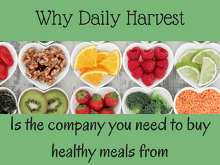 Why Daily Harvest is the company you need to be buying fast, healthy meals from