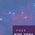 kids yoga plan for the book follow the drinking gourd, yoga for students of color, yoga for kids with a diversity mindset, free kids yoga lesson plan