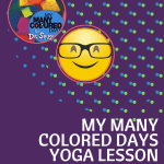 My many colored day yoga lesson plan for kids
