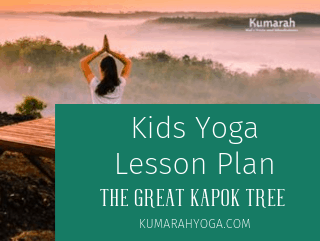 Rain Forest Themed Kids Yoga and Literacy Lesson Plan