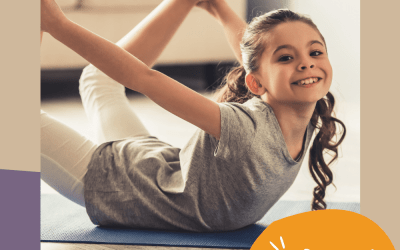 Virtual and Social Distance Games for Kids Yoga Classes