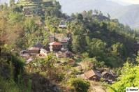Panthe Dada, Lamjung, Nepal