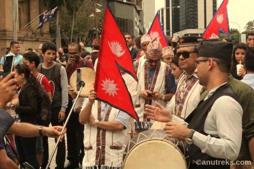 Nepal Festival Brisbane 2016