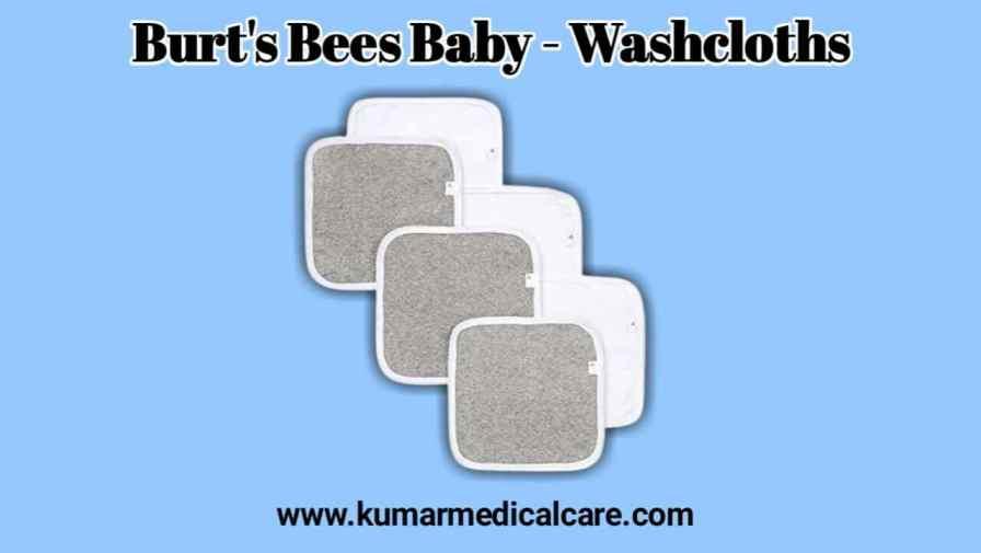 Burt's Bees Baby - Washcloths