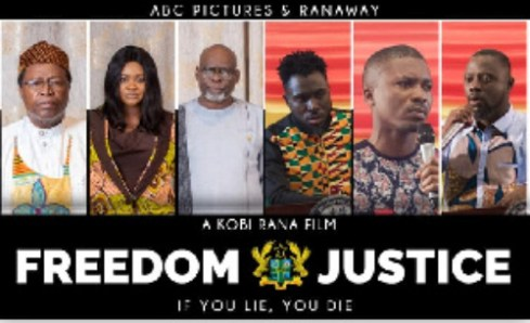 Freedom and Justice movie