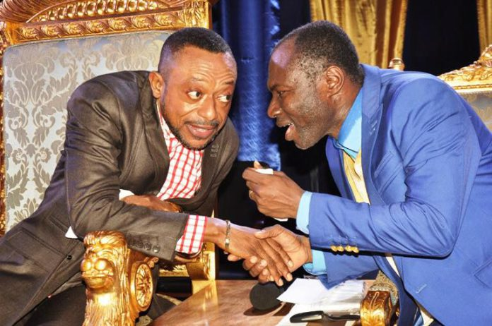 Owusu Bempah and Badu Kob