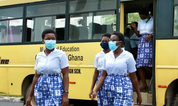 most beautiful SHS uniforms in Ghana