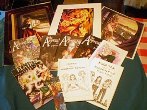 Our stock for ACEN 2011