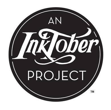 Inktober-weblogoc