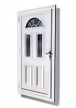 Jednokrilna UP vrata sa 3D šarkom