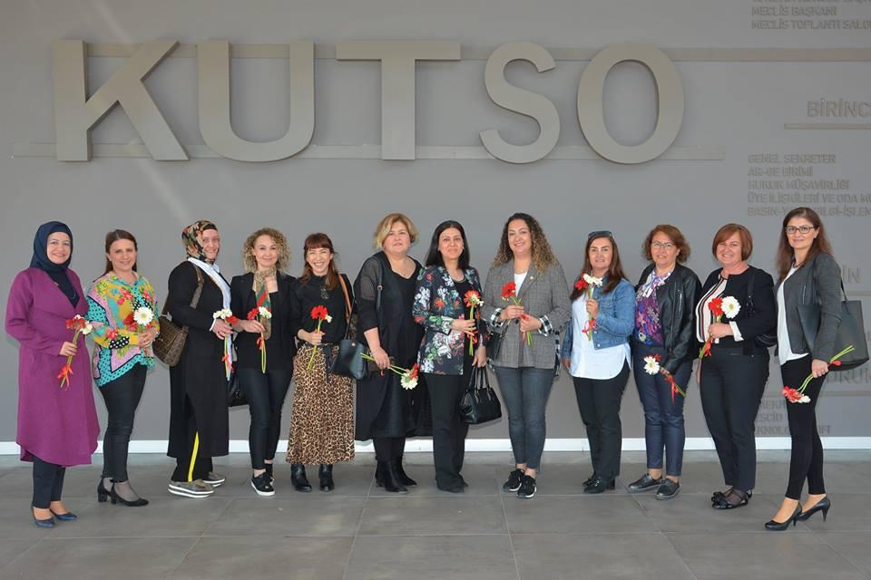 KUTSO Kadın Girişimciler Kurulu yönetimi belirlendi.