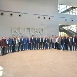 KUTSO Meclis Toplantısı ATSO ve KUTBO'nun Katılımıyla Gerçekleşti.