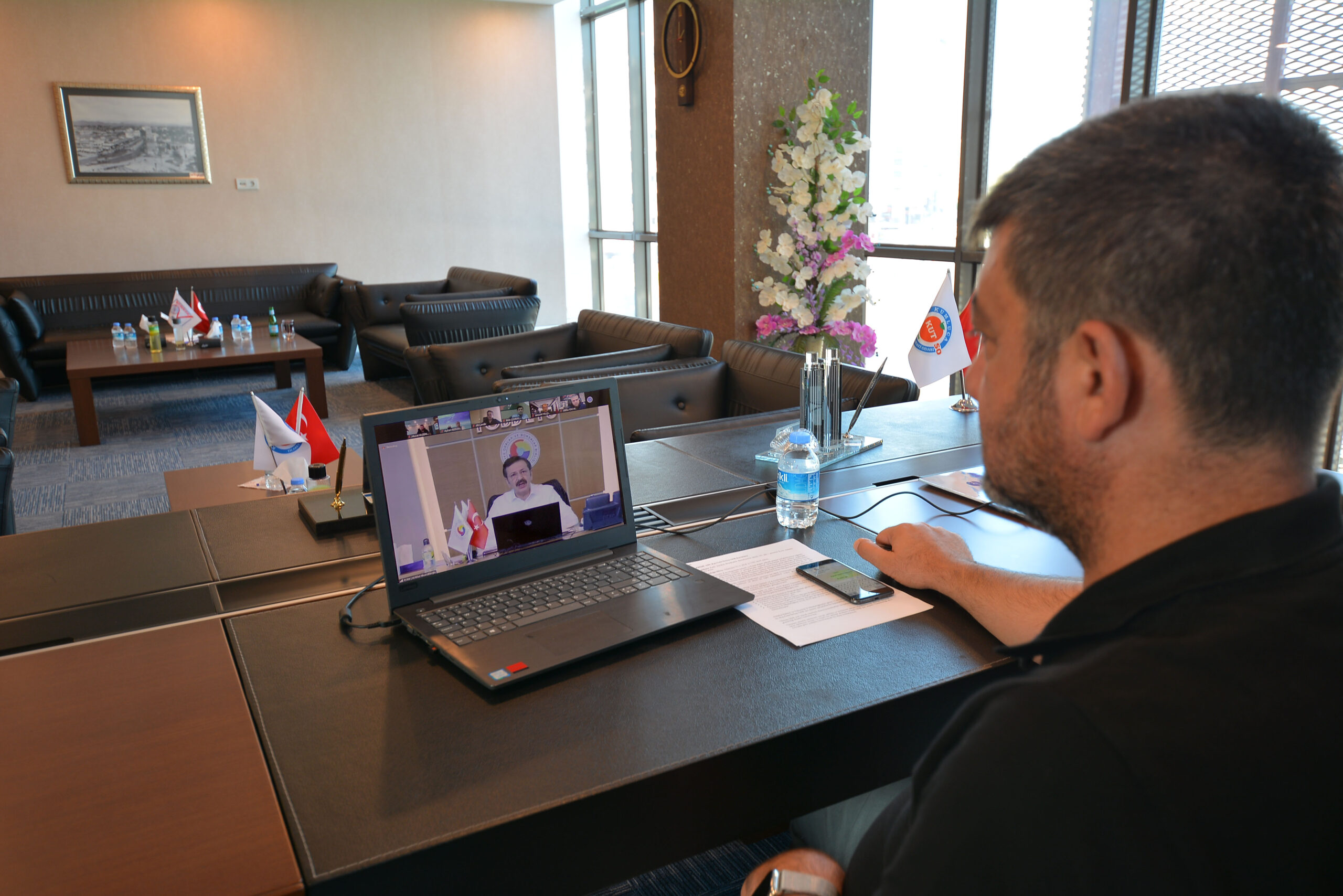 TOBB Akdeniz Bölgesi İstişare Toplantısı