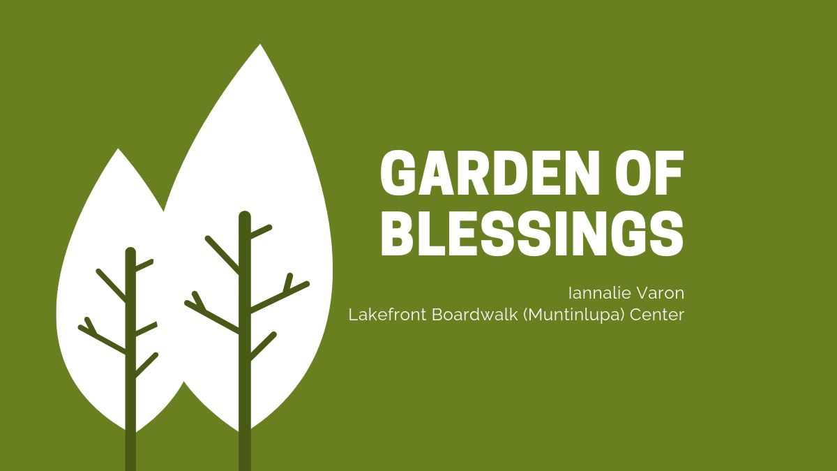 Garden of Blessings (1)
