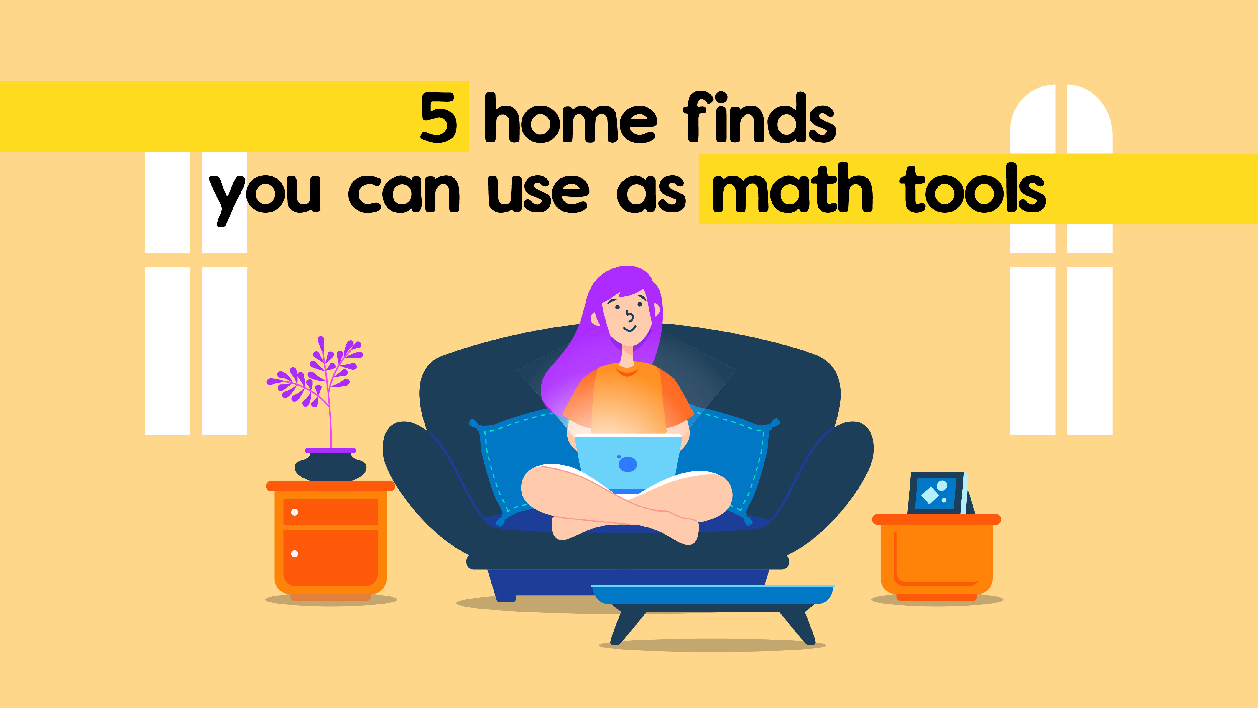 5 home finds you can use as math tools-01