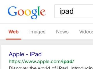Cara Mengubah Mesin Pencari default pada Safari iPad Air dan iPhone