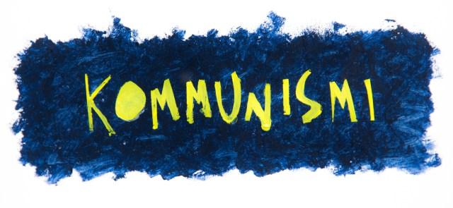 kommunismi