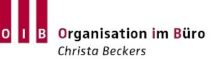 OIB Organisation im Büro