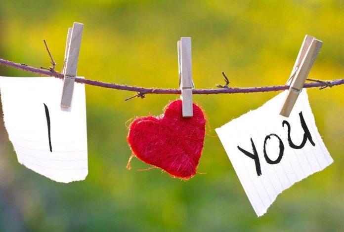 я люблю тебя
