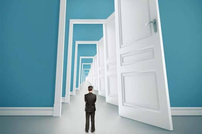 Дверной проем стирает память