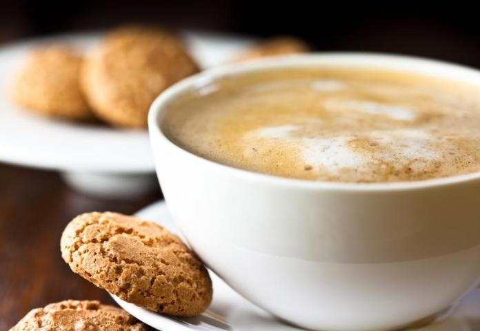 Мраморный кофе