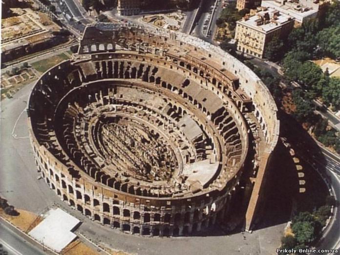 Ученые создают бетон по технологиям древнего Рима