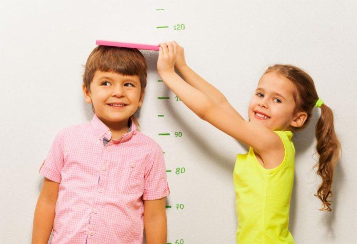 какого роста будет ваш ребенок