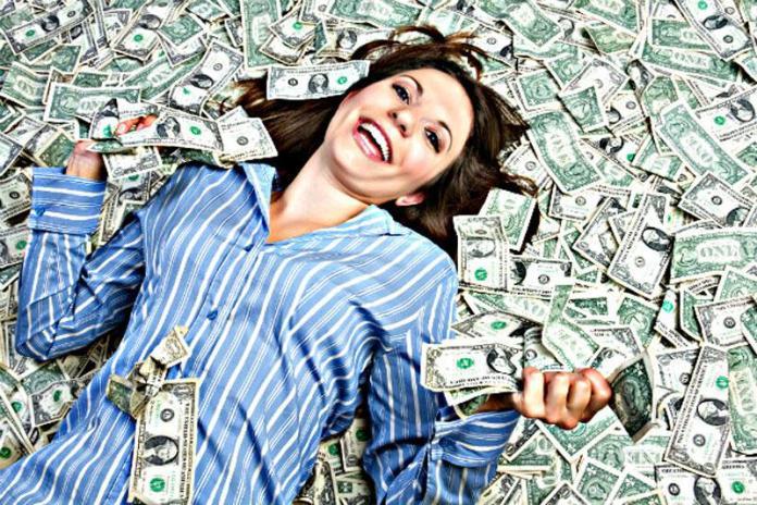 Какая сумма денег сведёт вас с ума?