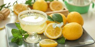 Напитки и целебные смеси из лимона