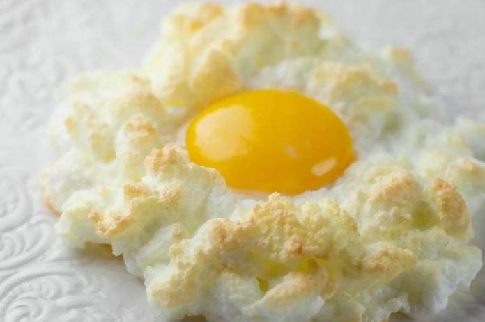 Облачные яйца