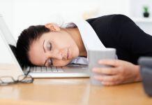 сонливость на рабочем месте