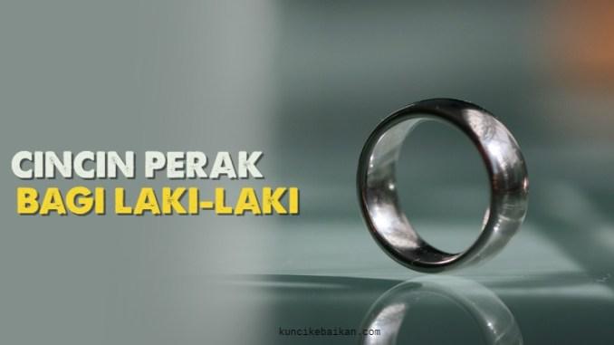 hukum menggunakan cincin perak bagi laki laki