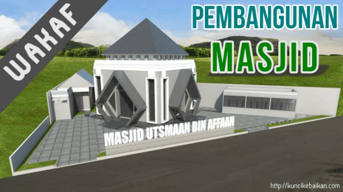 wakaf masjid utsman