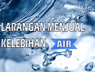 MENJUAL AIR