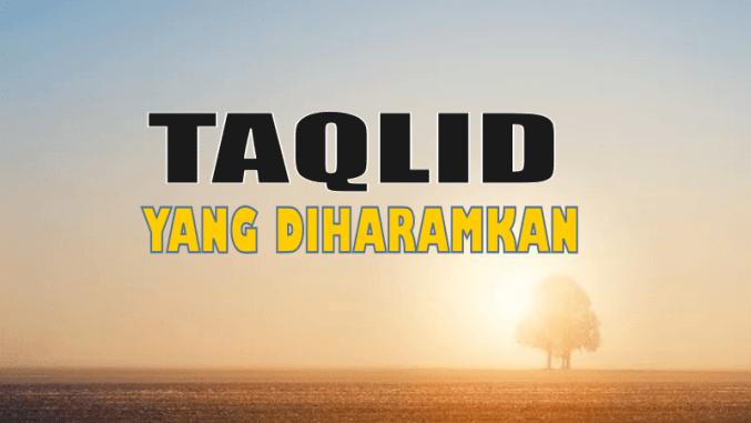 TAQLID