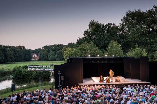 Shakespeare im Park, Sommer 2016