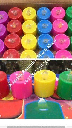 LED Flameless Tealight candles